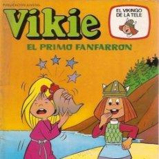 Tebeos: VIKIE EL VIKINGO 73. MBE. Lote 205454576