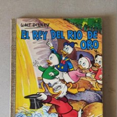 Tebeos: COLECCIÓN DUMBO ERSA. Nº 15: EL REY DEL RIO DE ORO - AÑO: 1973 - WALT DISNEY. Lote 206575297