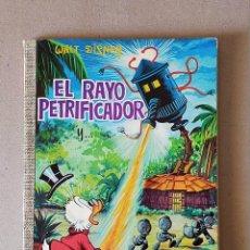 Tebeos: COLECCIÓN DUMBO ERSA. Nº 51: EL RAYO PETRIFICADOR - AÑO: 1975 - WALT DISNEY. Lote 206575747
