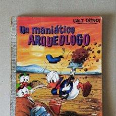 Tebeos: COLECCIÓN DUMBO ERSA. Nº 76: UN MANIÁTICO ARQUEOLOGO - AÑO: 1971 - WALT DISNEY. Lote 206578025
