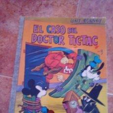 Tebeos: COLECCION DUMBO.NUMERO 48.EL CASO DEL DOCTOR TIC-TAC.ERSA. Lote 206880312