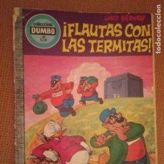 Tebeos: COMIC DUMBO ERSA 124 FLAUTAS CON LAS TERMITAS. Lote 149683926