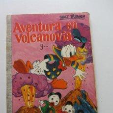 Tebeos: COLECCIÓN DUMBO Nº 78 - AVENTURA EN VOLCANOVIA EDICIONES ERSA WALT DISNEY E2. Lote 207209278
