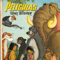 Tebeos: PELICULAS WALT DISNEY - OCTAVO TOMO - Nº 8 - COLECCIÓN JOVIAL - 1ª EDICIÓN, 1969.. Lote 207935930