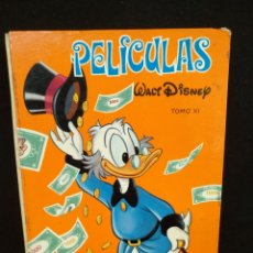 Tebeos: PELICULAS WALT DISNEY, TOMO N°11, JOVIAL, 1970. Lote 208353175