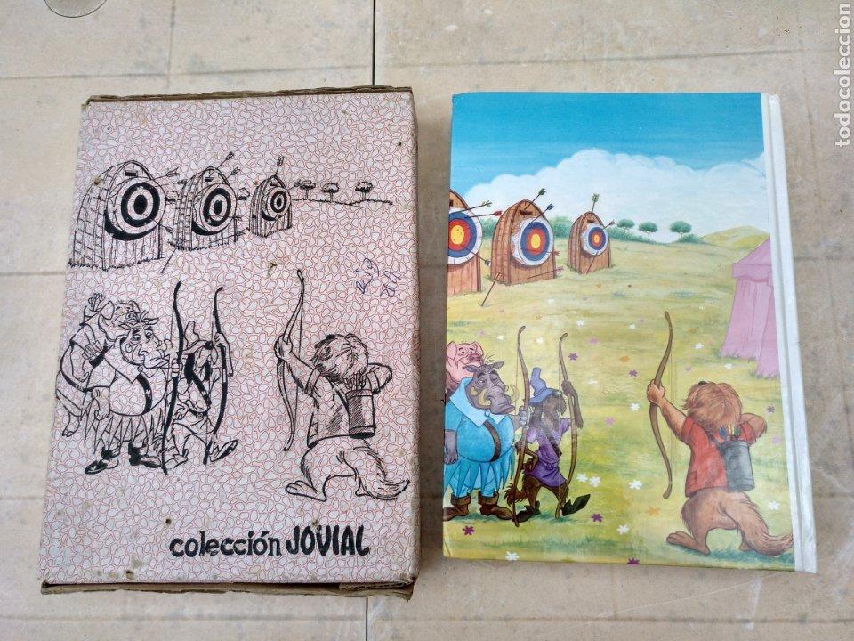 Tebeos: TOMOS XXVI Y 14 COLECCIÓN JOVIAL DISNEY ERSA EN CAJA ORIGINAL - Foto 4 - 208452581