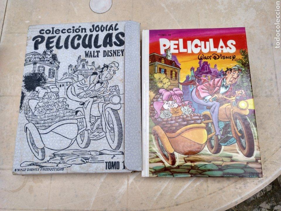 TOMOS XXVI Y 14 COLECCIÓN JOVIAL DISNEY ERSA EN CAJA ORIGINAL (Tebeos y Comics - Ersa)