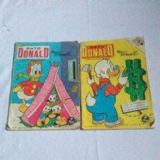 Tebeos: ANTIGUOS COMICS PATO DONALD WALT DISNEY.EDITORIAL ERSA 1973.1974.N° 170 , N° 184. Lote 208941186