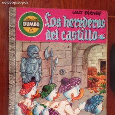 Tebeos: COMICS DUMBO DISNEY ERSA 118 LOS HEREDEROS DEL CASTILLO. Lote 209012565