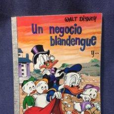 Tebeos: UN NEGOCIO BLANDENGUE DUMBO 1970 COLECCION N63 25,5X19CMS ERSA. Lote 210753725
