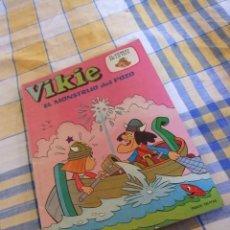 Tebeos: VIKIE. EL VIKINGO DE LA TELE. EL MONSTRUO DEL POZO Nº 66 - ERSA EDICIONES RECREATIVAS 1977. Lote 210832075