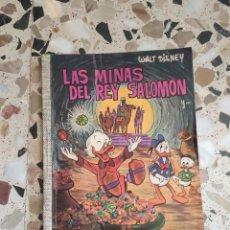 BDs: DUMBO N° 37: LAS MINAS DEL REY SALOMÓN Y.... Lote 212903395