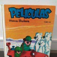 Tebeos: PELÍCULAS HANNA BARBERA TOMO 23 / COLECCIÓN JOVIAL - ERSA 1982. Lote 218840285