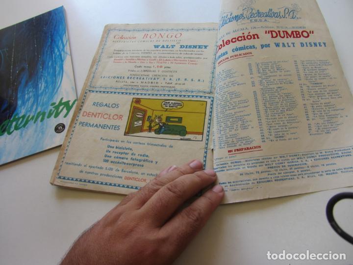 Tebeos: ALMANAQUE DUMBO 1952 ERSA EDICIONES RECREATIVAS C24x5 - Foto 4 - 218903011