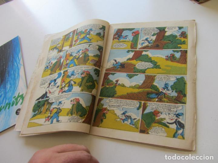 Tebeos: ALMANAQUE DUMBO 1952 ERSA EDICIONES RECREATIVAS C24x5 - Foto 6 - 218903011