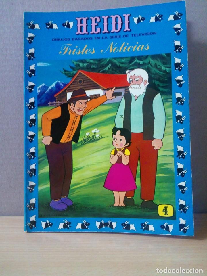 Tebeos: COLECCION INCOMPLETA DE HEIDI AÑO 1976 - Foto 6 - 219065332