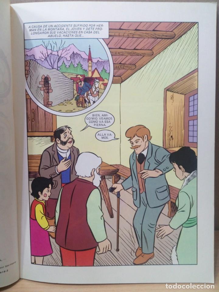 Tebeos: COLECCION INCOMPLETA DE HEIDI AÑO 1976 - Foto 49 - 219065332