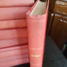 Tebeos: COLECCIÓN 18 TEBEOS/CÓMIC TOMO ORIGINAL DUMBO HISTORIETAS CÓMICAS ERSA(3) 1955 ALMANAQUE 1956. Lote 219209013