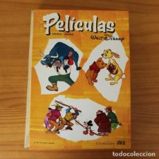 Livros de Banda Desenhada: PELICULAS WALT DISNEY VI SEXTO TOMO. COLECCION JOVIAL ERSA 1967 WINNIE THE POOH.... Lote 219462307