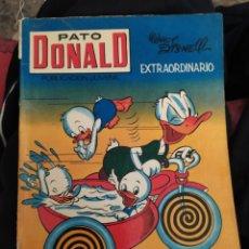 Tebeos: PATO DONALD EXTRAORDINARIO 1968. Lote 221259442