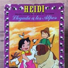 Tebeos: HEIDI EDICIONES RECREATIVAS 1975 LOTE 14 NÚMEROS 1, 2, 3, 4, 5, 6, 7, 8, 9,10, 11, 12, 14, 15. Lote 221381635