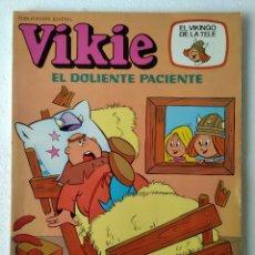 Tebeos: VIKIE EL DOLIENTE PACIENTE. Lote 221789775