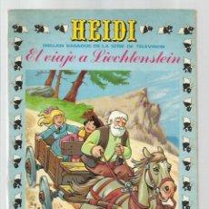 Tebeos: HEIDI 35, 1978, EDICIONES RECREATIVAS. Lote 222435935