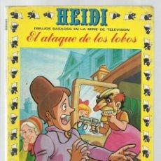 Tebeos: HEIDI 38, 1979, EDICIONES RECREATIVAS. Lote 222436143