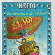 Tebeos: HEIDI 39, 1979, EDICIONES RECREATIVAS. Lote 222436315