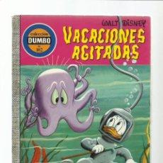 Tebeos: DUMBO 102: VACACIONES AGOTADAS, 1973, EDICIONES RECREATIVAS, BUEN ESTADO. Lote 222551081