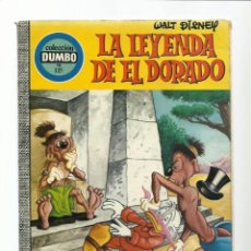 Tebeos: DUMBO 115: LA LEYENDA DE EL DORADO, 1974, EDICIONES RECREATIVAS, BUEN ESTADO. Lote 222552372