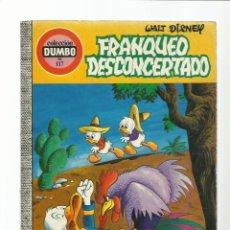Tebeos: DUMBO 117: FRANQUEO DESCONCERTADO, 1974, EDICIONES RECREATIVAS, BUEN ESTADO. Lote 222552955