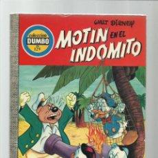 Tebeos: DUMBO 129: MOTIN EN EL INDOMITO, 1975, EDICIONES RECREATIVAS, BUEN ESTADO. Lote 222554208