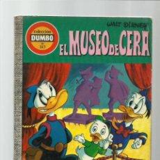 Tebeos: DUMBO 143: EL MUSEO DE CERA, 1976, EDICIONES RECREATIVAS, BUEN ESTADO. Lote 222582835