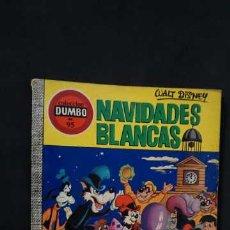 Tebeos: NAVIDADES BLANCAS Y..., COLECCION DUMBO NUMERO 95, EDICIONES E.R.S.A.. Lote 224597393