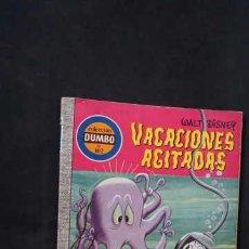Tebeos: VACACIONES AGITADAS, COLECCION DUMBO NUMERO 102, EDICIONES E.R.S.A.. Lote 224615543