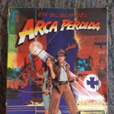 Tebeos: CINE COMIC NUMERO 2. EN BUSCA DEL ARCA PERDIDA.ERSA. 1981.. Lote 227700915
