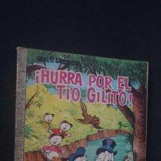 Tebeos: ¡ HURRA POR EL TIO GILITO ! Y..., COLECCION DUMBO NUMERO 79, EDICIONES E.R.S.A.. Lote 231156110