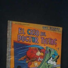 Tebeos: EL CASO DEL DOCTOR TIC-TAC Y..., COLECCION DUMBO NUMERO 48, EDICIONES E.R.S.A.. Lote 231161070