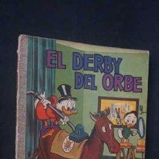 Tebeos: EL DERBY DEL ORBE Y..., COLECCION DUMBO NUMERO 35, EDICIONES E.R.S.A.. Lote 231164340