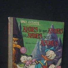 Tebeos: ANDES LO QUE ANDES NO ANDES POR LOS ANDES Y..., COLECCION DUMBO NUMERO 7, EDICIONES E.R.S.A.. Lote 231169255