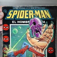 Tebeos: COMIC SPIDERMAN EL HOMBRE ARAÑA REBELION EN LA 5ª DIMENSION Nº 3 ERSA 1982. Lote 231527905