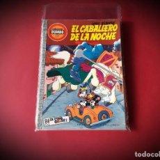 Tebeos: COLECCION DUMBO ERSA Nº 137 EL CABALLERO DE LA NOCHE-EXCELENTE ESTADO. Lote 231714190