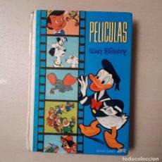 Tebeos: PELICULAS WALT DISNEY EDITORIAL JOVIAL TOMO Nº 1 EDICION 1981 E.R.S.A.. Lote 233013412