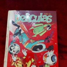 Tebeos: COLECCION JOVIAL PELÍCULAS TOMO 43 WALT DISNEY 1981/MICKEY/DONALD/GOOFI/. Lote 233526765
