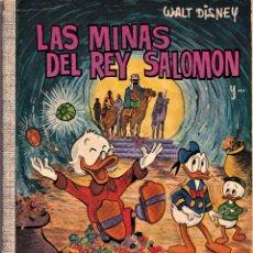Tebeos: LAS MINAS DEL REY SALOMÓN Y.. - WALT DISNEY DUMBO Nº37 - 1973. Lote 240054465