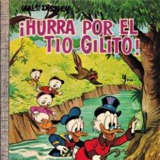 Tebeos: ¡HURRA POR EL TIO GILITO! Y... - WALT DISNEY DUMBO Nº79 - 1971. Lote 240058615