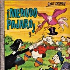 Tebeos: ¡MENUDO PAJARO! Y... - WALT DISNEY DUMBO Nº24 - 1974. Lote 240059205