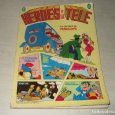 Tebeos: COMIC TEBEO HEROES DE LA TELE NUM. 13 - AÑOS 80 - EDICIONES ERSA. Lote 243000850