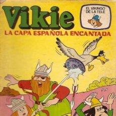 Tebeos: VIKIE-EL VIKINGO DE LA TELE-ERSA- Nº 20 -LA CAPA ESPAÑOLA ENCANTADA-1976-CASI BUENO-DIFÍCIL-LEA-4349. Lote 243575210